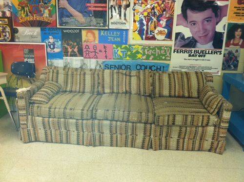 Our Couch 2001 - 2011
