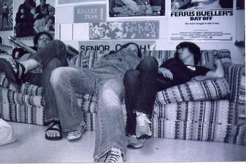 Adams, Annie, and Allison 2005
