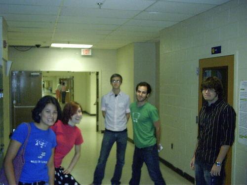 <center>The Last Day of School : ( </center>