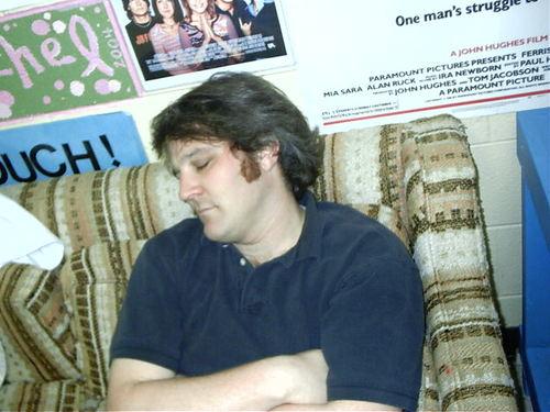 <center>Still Sleeping in '05-'06</center>